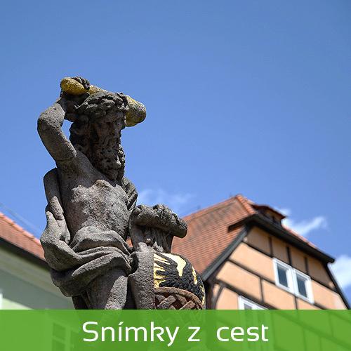 Snímky z cest :: Weibersturm und Männerhagel - Pobouřené báby a chlapi jako kroupy